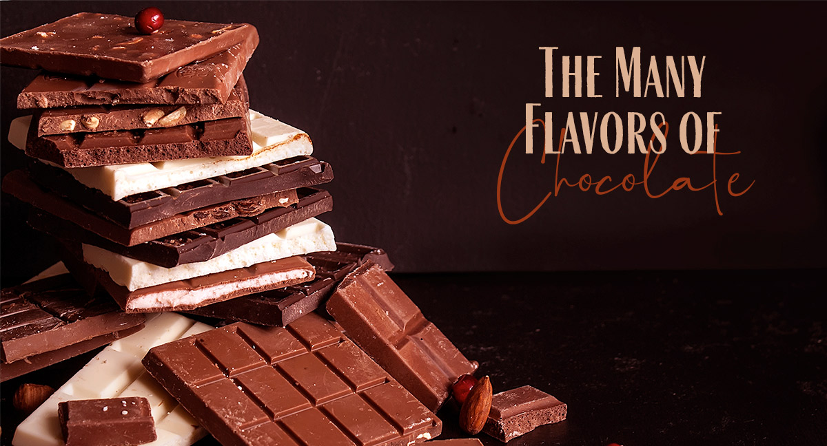 Cocoa in Chocolate – The Many Flavors