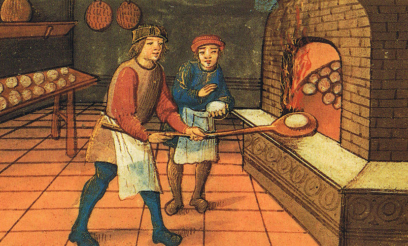 The History of Baking – Ancient Cookery